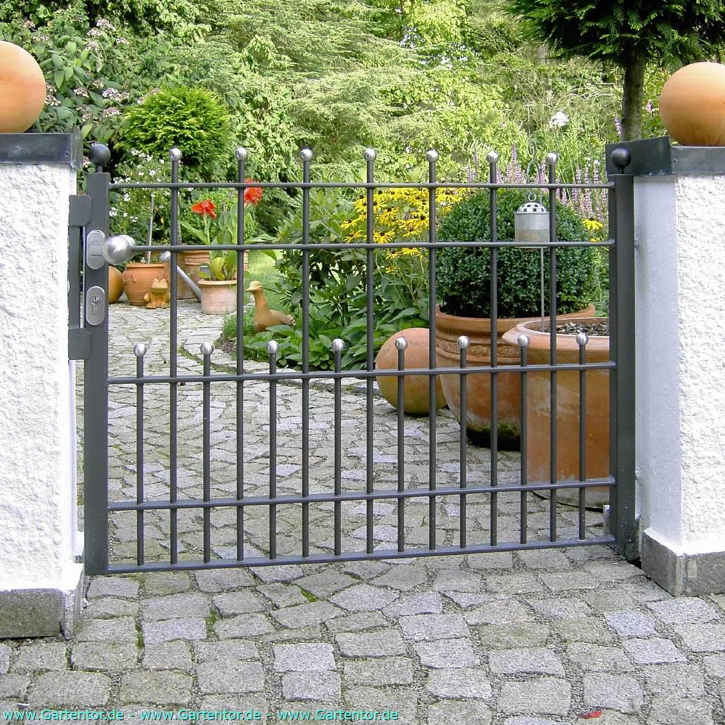 Gartentor augsburg - Edelstahl gartentor ...