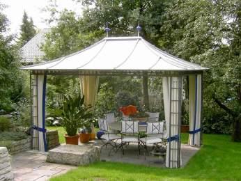Exklusive Gartenpavillons aus Eisen, Luxuspavillons aus Eisen ...